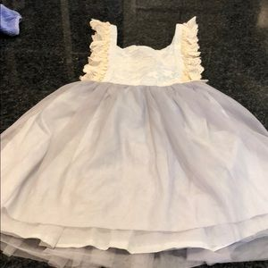 Trendsetter fancy Lace and Tulle Dress Size 8-10